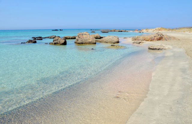 Insel Elafonisi Dien-Mit– Sam-Son 20 €